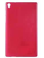 caucho de silicona caso de la piel de gel para la lengüeta 2 lenovo s8-50f 8