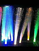 5Pcs 3W White/Warm White/Blue/Yellow/Green/Red G4 Optical Fiber Decorative Lighting LED Light Lamp (DC12V)