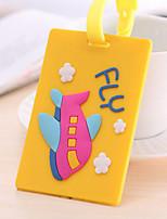 Fashion Portable Rubber Luggage Tag/Travel Storage for Travel 20*9*4cm