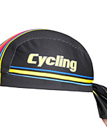 Cheji Stripe Cycling Cap Adjustable Scarf Bandana Fits for Running/Basketball/Football/ Other Outdoor Sports