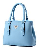 Women PU Baguette Shoulder Bag / Tote / Satchel-Multi-color