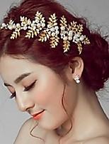 Dame Krystall / Legering Headpiece Bryllup / Spesiell Leilighet Pannebånd / Kranser Bryllup / Spesiell Leilighet 1 Deler