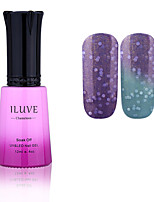ILuve Nail Polish Temperature Colour Changing Chameleon UV Led Gel - For Nail Art - Long Lasting Soak Off Varnish # 5727