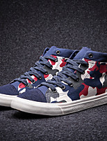 Men's Shoes Outdoor / Office & Career / Athletic / Casual Fabric Fashion Sneakers