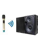 microphone tp-professionnel sans fil portatif et un système de haut-parleur noir pour la salle de conférence enseignement en classe de