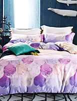 mode beddengoed sets super zachte tencel dekbedovertrek set koninginkoning dubbele grootte beddengoed