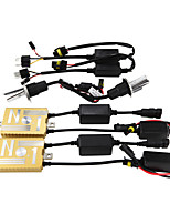 12V55W HID Ballast Decoding Headlight Conversion Kit Bulb H4 Swing Angle 3000K 4300K 5000K 6000K 8000K