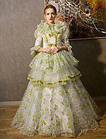 Steampunk®Georgian Rococo Style Wedding Dresses  Marie Antoinette Prom  Dress