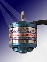 Skyartec BL450-3200KV Brushless outrunner motor (BL005)