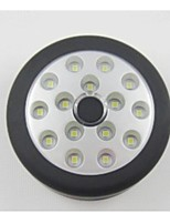 Portable 15LED Hanging Work Inspection Light Round-shape Waterproof LED light