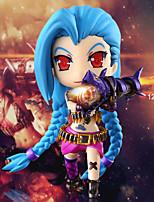 Figure Lol Animation Doll Hero 3 Generation 3 Cartoon Jinx Mantis Sword Magic 1PC 12-22cm