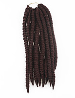 X-TRESS Collection Crochet Mambo Twist Braid Heat Resistance Synthetic Braiding Hair Crochet Braids