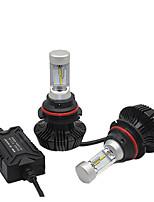 New 8pcs Led Headlight H13 9007 9004 H4 4000lm Best Cooling Design