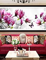 diy diamants 5d broderie papillons jouent magnolia round peinture de diamant kits point de croix diamant mosaïque