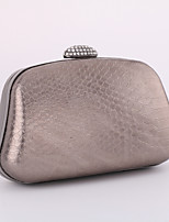 Women Formal / Event/Party / Wedding / Office & Career PU / Evening Bag / Wristlet / Cosmetic Bag