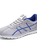Zapatos Sneakers Tul Negro / Azul / Gris Hombre