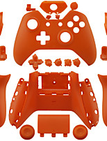 Replacement Controller Case Shell for Xbox One Orange/Blue/Pink/Transparent