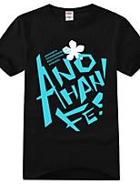 Inspired by ANO HANA Cotton T-shirt