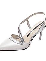 Women's Shoes  Kitten Heel Heels Heels Office & Career / Dress Pink / White