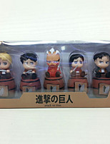 Attack on Titan Autres 16CM Figures Anime Action Jouets modèle Doll Toy