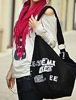 Fashion Women Canvas / Polyester Shopper Shoulder Bag / Tote-Multi-color