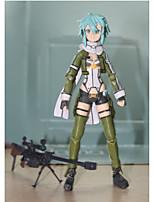 Otros Otros PVC Las figuras de acción del anime Juegos de construcción muñeca de juguete