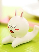 suporte de borracha design do coelho para o iPhone e Samsung (1 pcs)