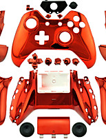 Controller Case for Xbox One Controller Plating (Golden/Silver/Red/Pink)