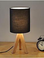 Lampade da scrivania-Moderno/contemporaneo- DILegno/bambù-Protezione occhi