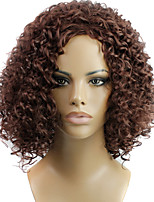 Hot Sale Africa Fashion Lady Long Curly Synthetic Wig