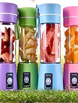 380ml électrique usb portable rechargeable milk-shake jus mélangeur agitateur bouteille