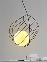 Max 60W Retrò Designers Pittura Metallo Luci Pendenti Camera da letto / Sala da pranzo / Cucina / Sala studio/Ufficio