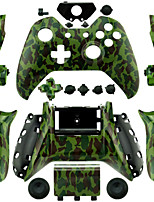 Replacement Controller Case for Xbox One Controller (Green)