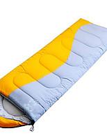 1600g Hollow Cotton Nylon Taffeta Lining Single Rectangular Bag for Camping and Hiking