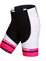 WOSAWE Original Women's Cycling Shorts Riding Bicycle MTB Ciclismo Bike 4D Padded Cool Gel Shorts Fitness