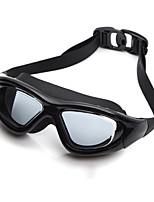 YUKE®Anti-Fog,Adjustable Size,Waterproof,Anti-UV,Shatter-proof for Unisex Silica Gel(Frames) PC(Lens) Swimming Goggles