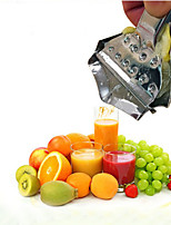 Stainless Steel Fruit Lemon Squeezer Juicer Manual Hand Press Citrus Juicer Tools