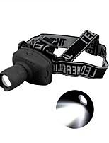 Lampes Torches LED LED 3 Mode 500 Lumens Faisceau Ajustable LED AAACamping/Randonnée/Spéléologie / Usage quotidien / Cyclisme / Conduite