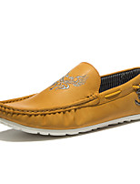 Men's Shoes Casual Loafers Blue / Yellow / White