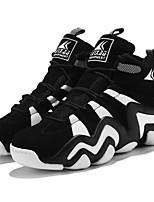 Scarpe Basketball Da uomo Sintetico Nero