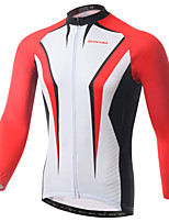 XINTOWN Brand Cycling Clothing Bike Bicycle Long Sleeve Cycling Jersey For Runing/Racing/Riding