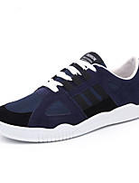 Men's Shoes Outdoor / Casual  Fashion Sneakers Black / Blue / Gray