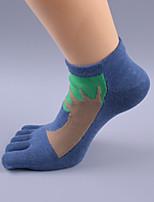 5 Paare Frauen Baumwolle Socken beiläufigen Socken hohe Qualität für das Laufen / Yoga / Fitness / Fußball / Golf