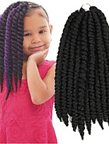X-TRESS Hair Braids Havana Mambo Twist Crochet Hair Extensions Twists Braiding Hair 14