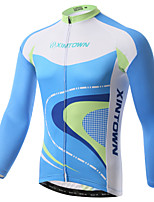 XINTOWN Brand Cycling Clothing Bike Bicycle Long Sleeve Cycling Jersey Top