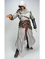 Assassin's Creed Ezio PVC Las figuras de acción del anime Juegos de construcción muñeca de juguete