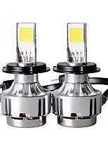 2PC 80W Siverado Truck LED Headlight F150 LED Headlight American Car Models Headlight Kit