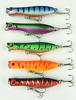 kleiner Fisch 5pcs pcs,5g g/1/6 Unze,60mm mm/2-1/3
