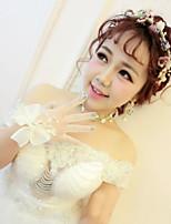 סרטי ראש כיסוי ראש נשים חתונה / אירוע מיוחד סגסוגת / בד חתונה / אירוע מיוחד חלק 1