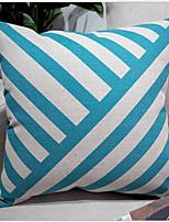 Europe Style Geometric Print Cotton Linen Pillow Case Multicolor Home Cushion Comfortable Back Throw  Cove 45*45cm
